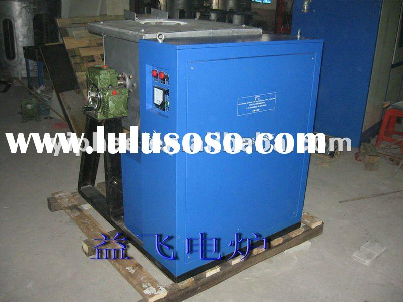 Steel Scrap Induction Electric Melting Furnace