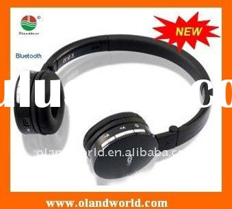 Stylish and High Quality Bluetooth Stereo Headphones