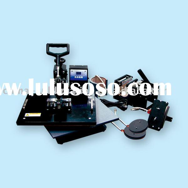 Sublimation Multi-Functional Heat Press Machine\heat press\heat transfer machine\sublimation machine
