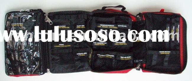 Survival First Aid KIT Bag ONLY/Emergency Kit