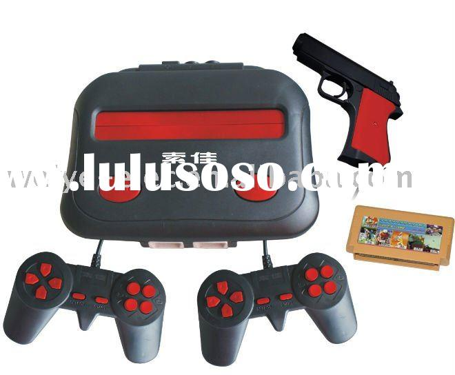 TV game manufacturer video game player system 8 bit console