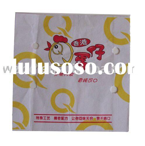 Take out food packaging bags