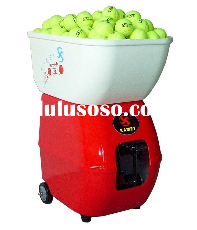 Tennis ball machine with free battery and remote control SS-2033