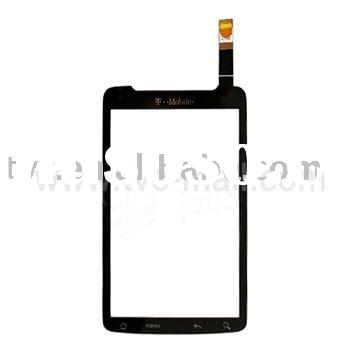 Touch Screen Digitizer for HTC T-Mobile G2, Also for HTC Desire Z