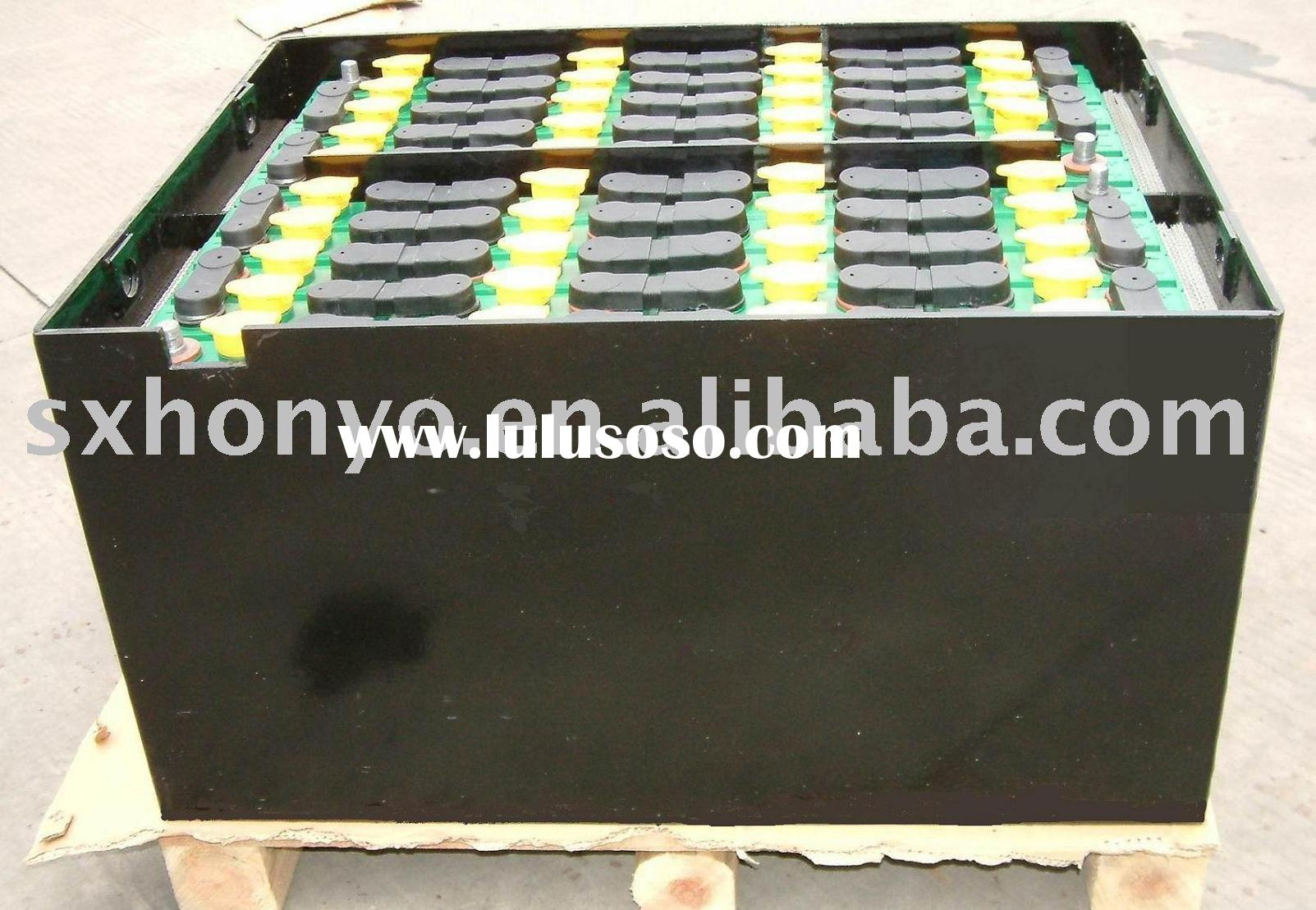 Traction battery (forklift battery)