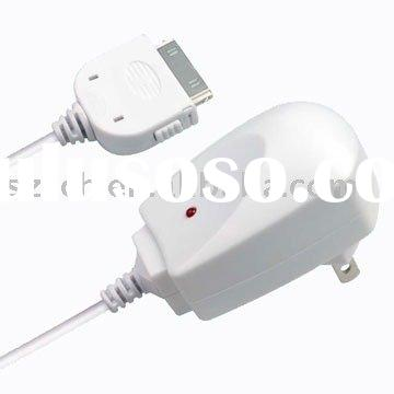 Travel Charger/mobile charger/car charger for iPhone 3G/iPhone/iPod