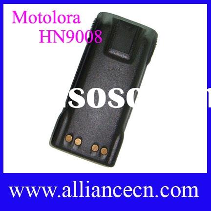 Two way radio battery for motorola replace HNN9008 for GP328, two-way radio battery, 2 way radio bat