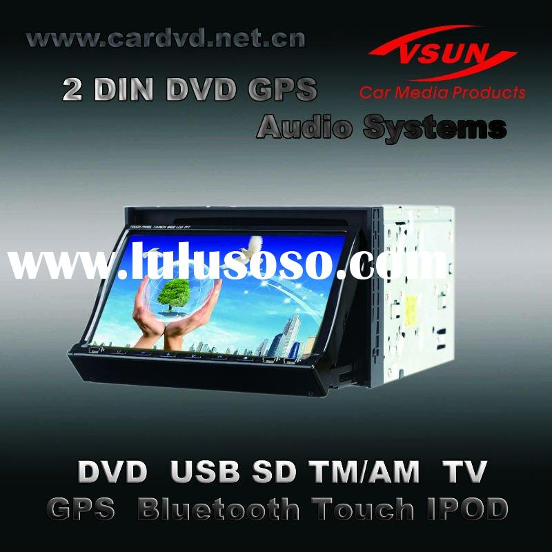 VS-9083 WITH DVD AV TV USB SD MP4 RADIO TOUCH BLUETOOTH IPOD GPS auto dvd
