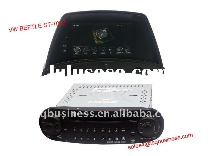 VW Beetle car dvd gps multimedia player, good quality!
