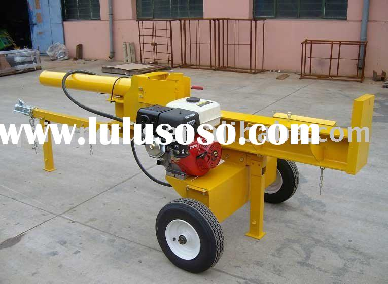 Vertical & Horizontal Log Splitter with CE