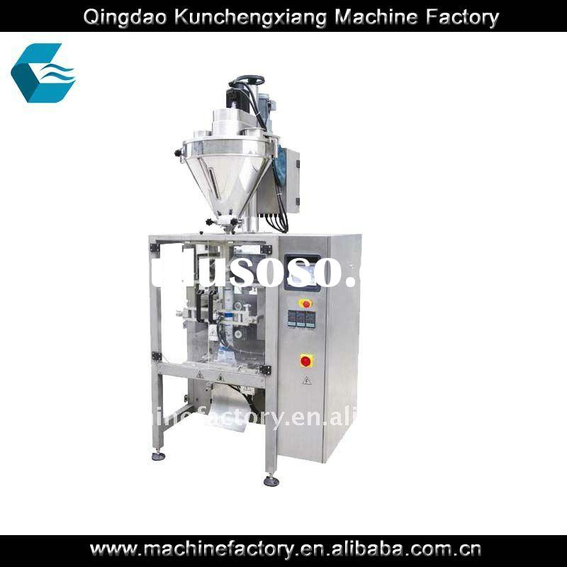 Vertical automatic wash powder packing machine