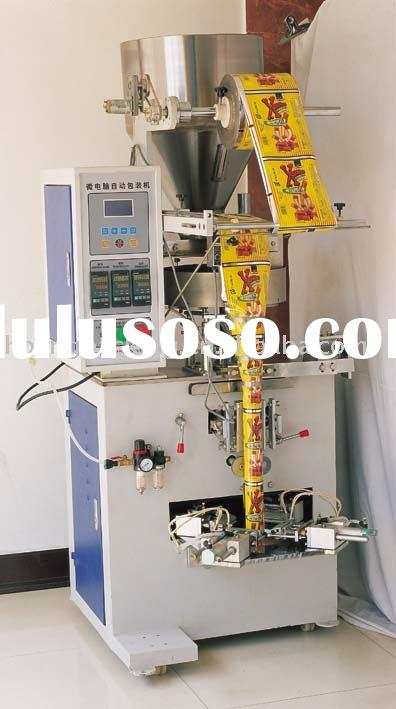 Vertical fully automatic Triangle packaging machine