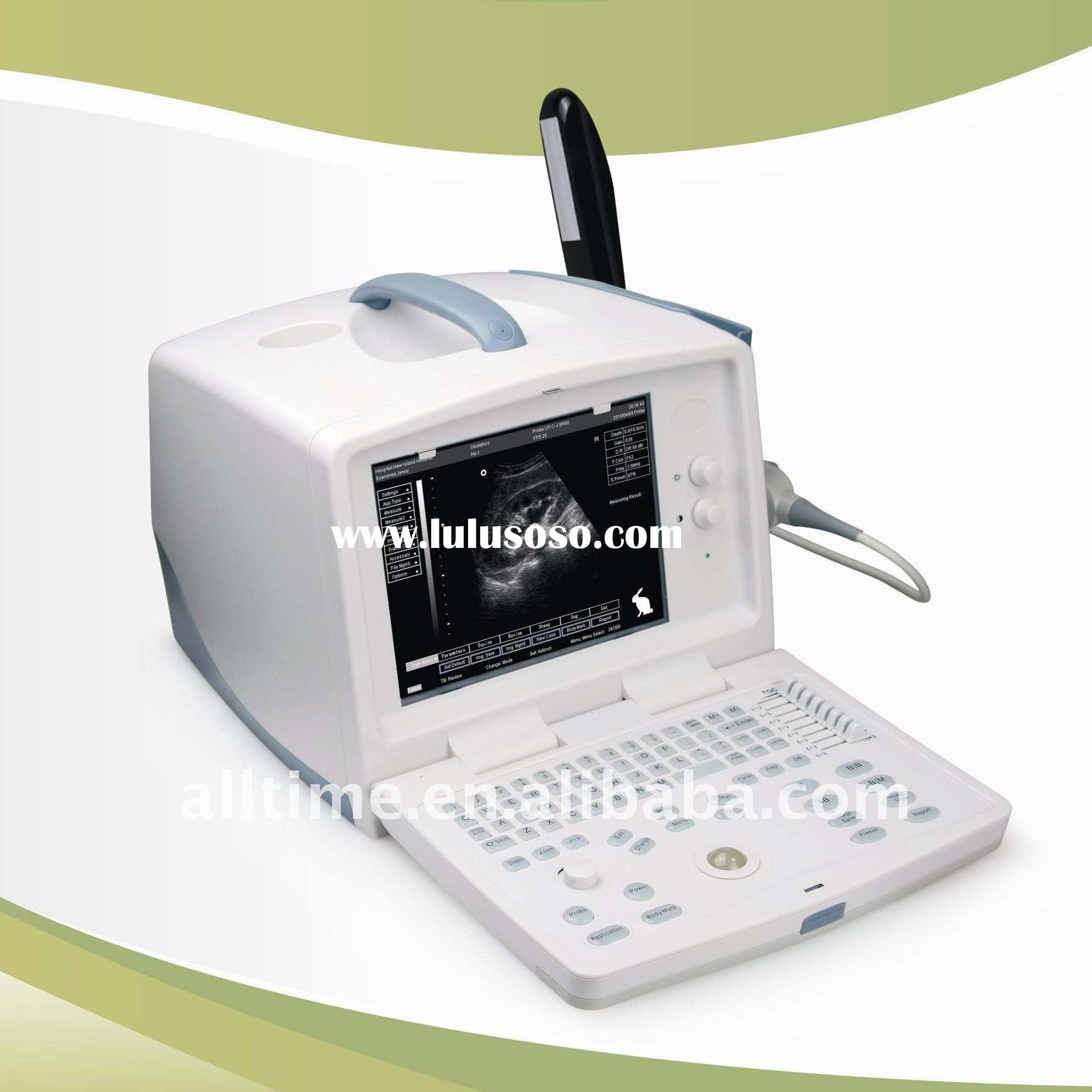 Veterinary Digital Diagnostic Ultrasound System