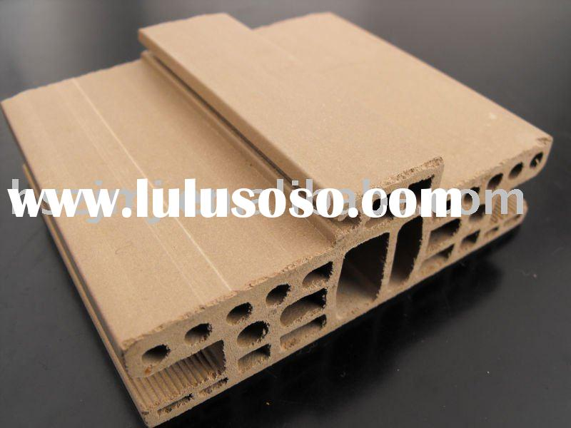 WPC (wood plastic composite )extrusion mold making for wpc door frame 1-1 113x38mm