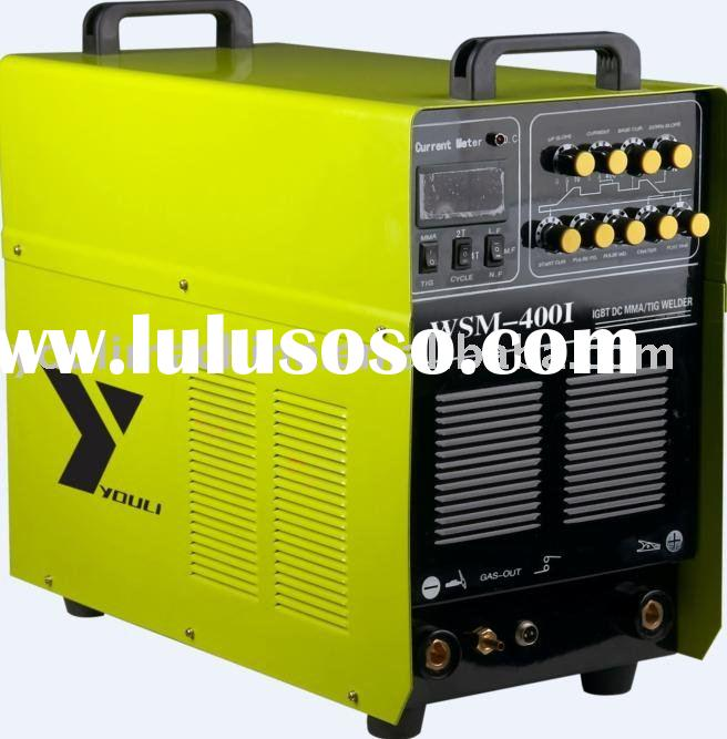 WSM-400I MULTI FUNCTION INVERTER IGBT MMA/TIG WELDING MACHINE