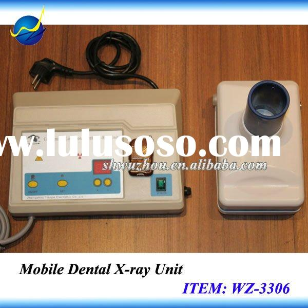 WZ3306 Portable Dental Mobile X-ray Unit Equipment