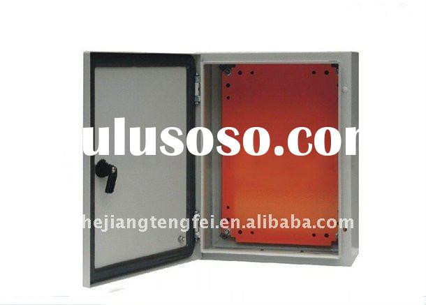 Wall Mounted Electrical Metal Enclosure with IP65 rating