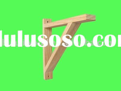 Wall Shelf Brackets, Shelf Support, Wood Shelf Kits, Wooden Shelvings