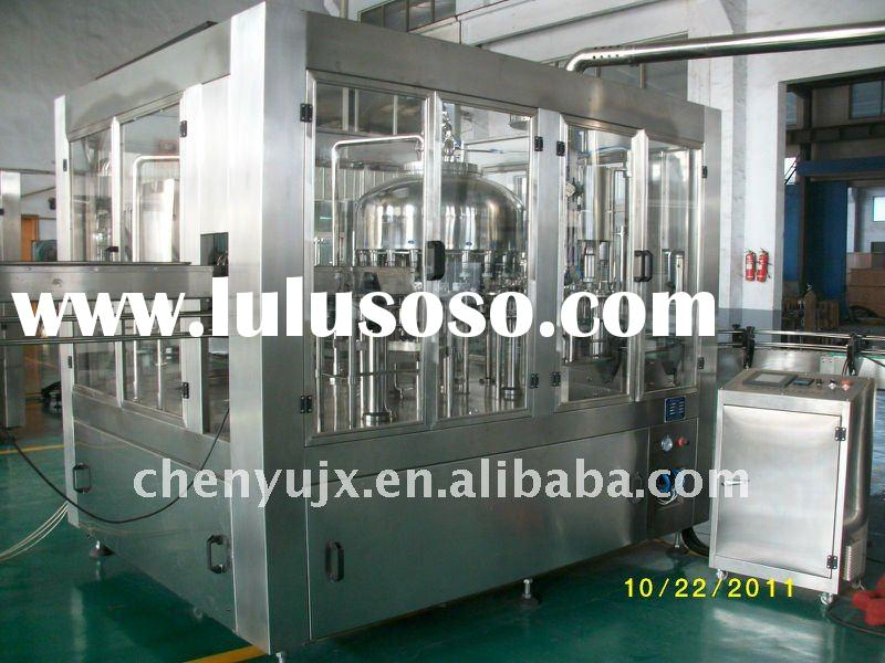 Washing Filling Capping 3in1 Monobloc Juice filling machine