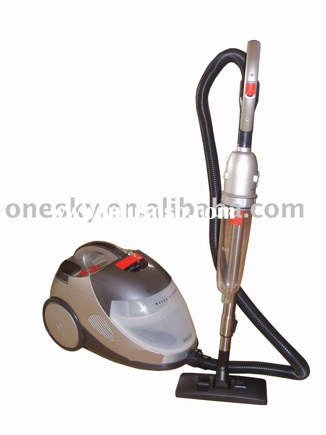 Water Filter Vacuum Cleaner For Wet and Dry Use With Modern Design model DV-4399