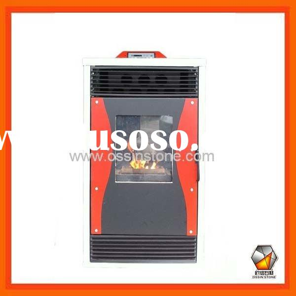 Water heating pellet stove /Wood pellet stove with boiler WPB 004