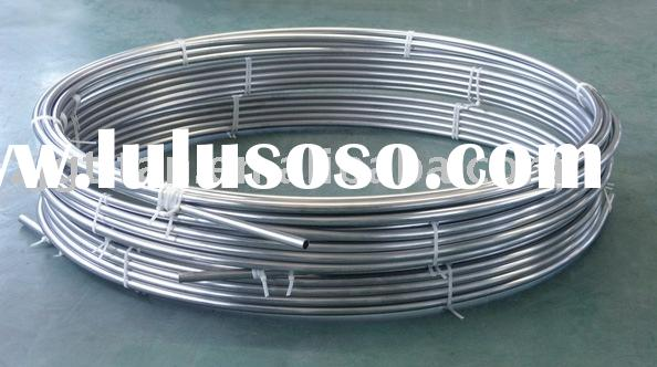 Welded Coil Stainless Steel Tubing