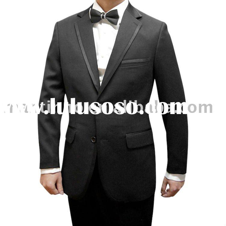 Western Style Men's Wedding Suits