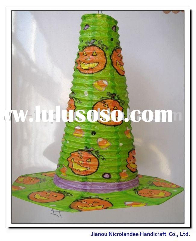 Witch Hat Paper Lantern