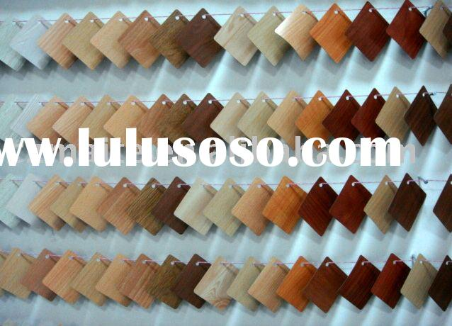 Wood grain, high pressure laminate