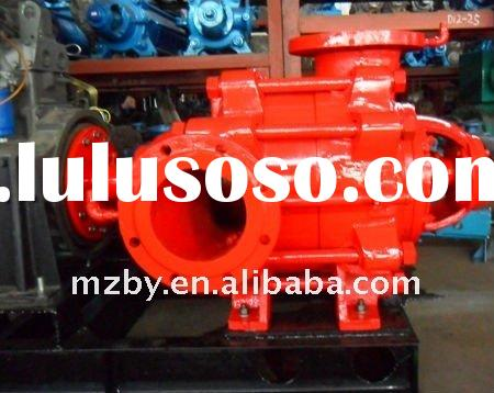 XBC-D series diesel engine drive horizontal multistage centrifugal emergency fire pump