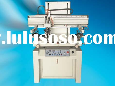 YT-1218 Flat vertical screen printing machine