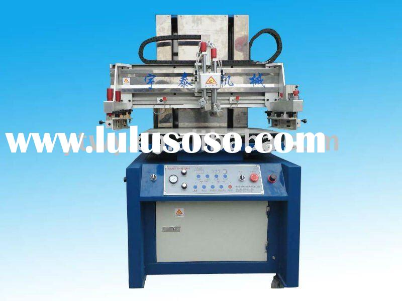 YT-4060 vertical screen printing machine