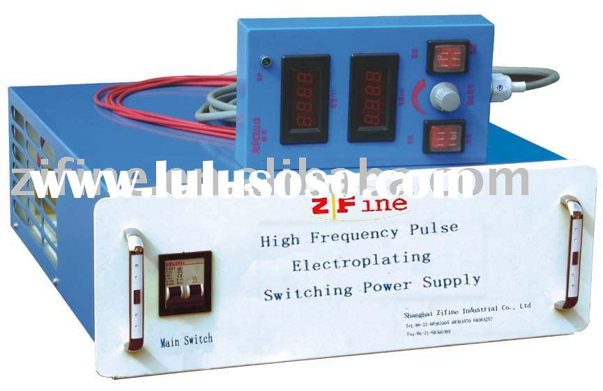 Zifine High Frequency Pulse Switching Power Supply 12V 200A natural cooling 380VAC
