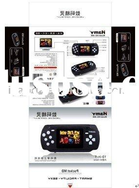 [super deal]HG-80 game player,electronic game,video games player
