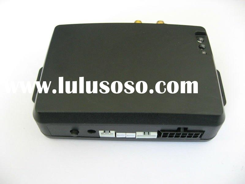 auto GPS tracker with temperature sensor for vehicles