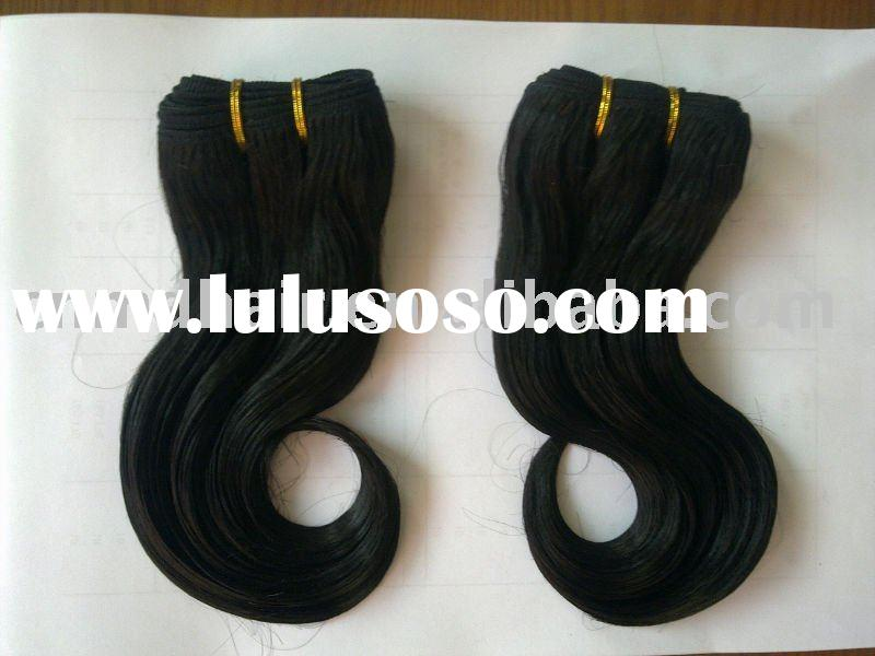 brazilian body wave human hair weaving /weft