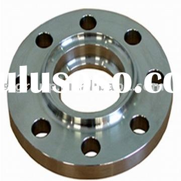 carbon steel flange pipe fitting welding neck flange blind flange pipe flange slip-on flange stainle