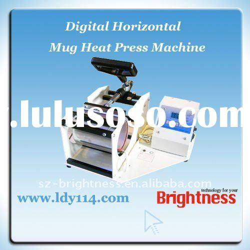 cheapest mug heat transfer printing machine with CE