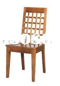 classical wooden dining room chairs and dinning set