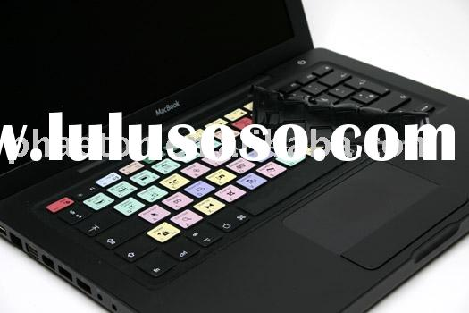 colorful Silicone Keyboard Skin/Keyboard Skin/Keyboard Cover/Keyboard protector for Apple Sony HP DE