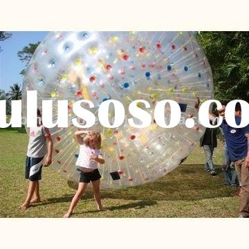 colorful zorb ball/grass ball/inflatable zorb