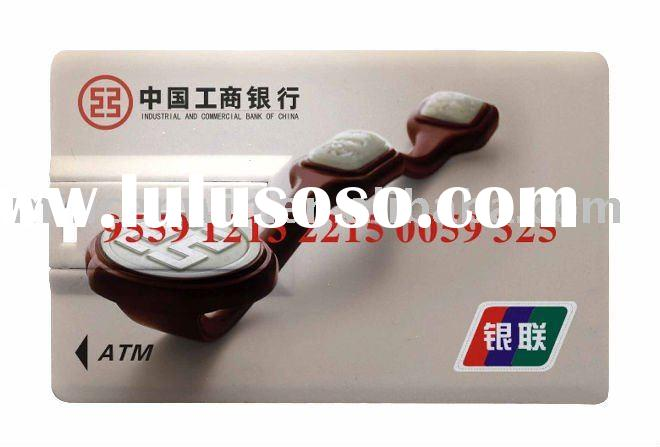 credit card usb flash drive with logo printing