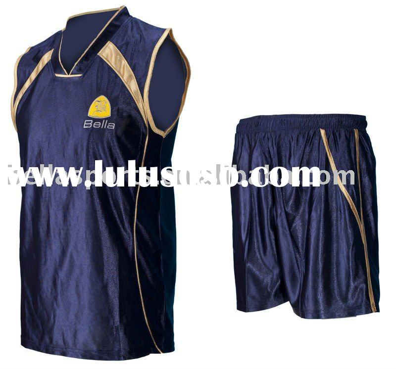 customized basketball uniform for training of 2012 the newest design