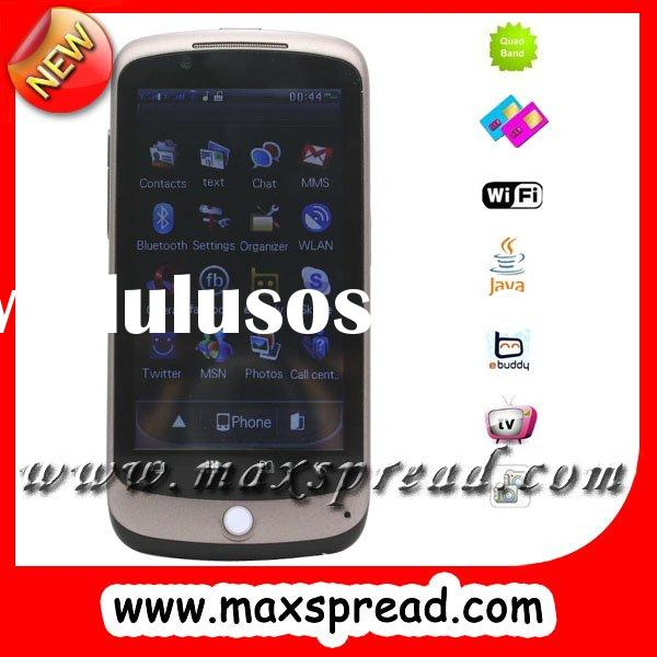 dual sim,GPS WIFI TV mobile phone,touch screen MAX-G5