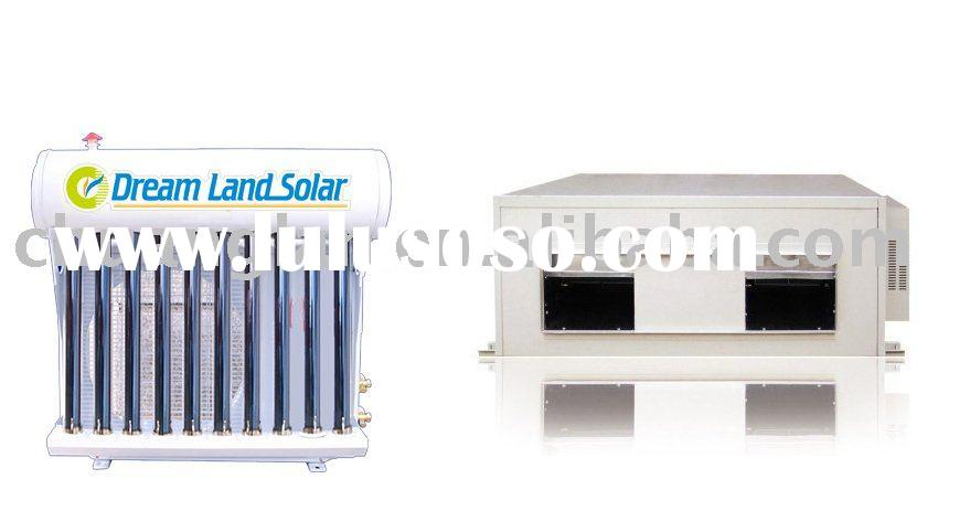 duct Type Hybrid Solar Air Conditioner