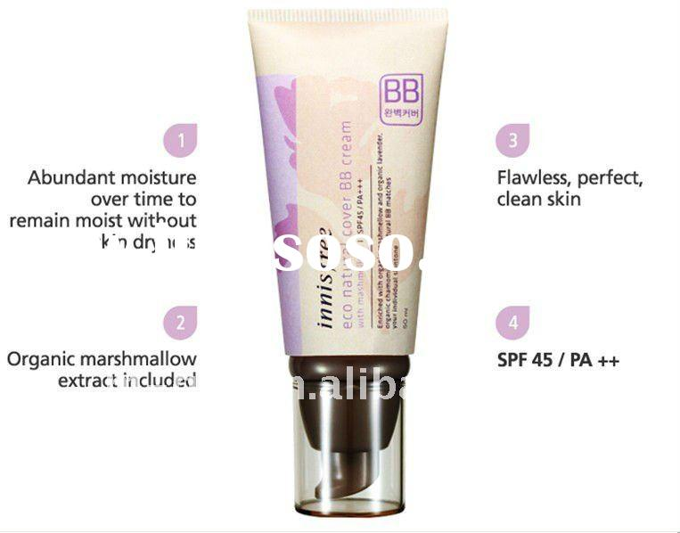 eco natural cover BB cream 50ml for Skin Care