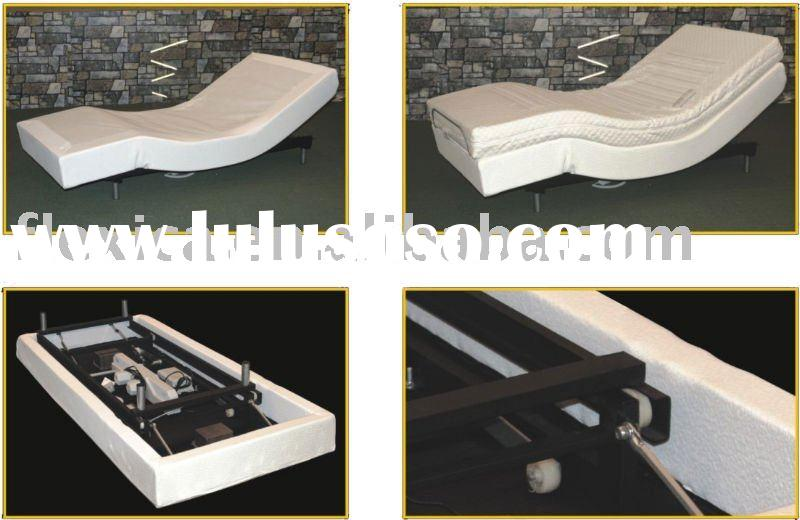adjustable bed frame adjustable bed frame manufacturers in lulusosocom page 1 - Electric Adjustable Bed Frames