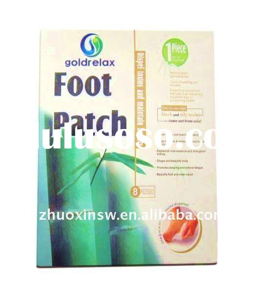 factory supply Detox Foot Slimming Patch