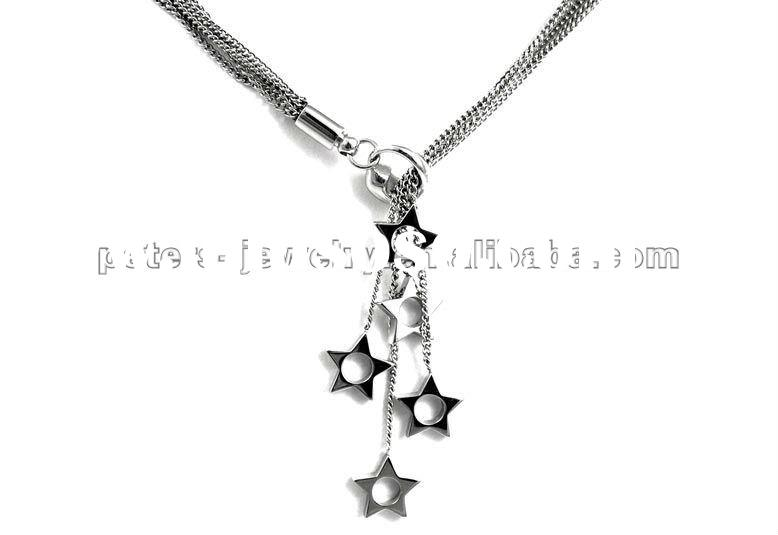 fashion Necklace ,316L stainless steel jewelry
