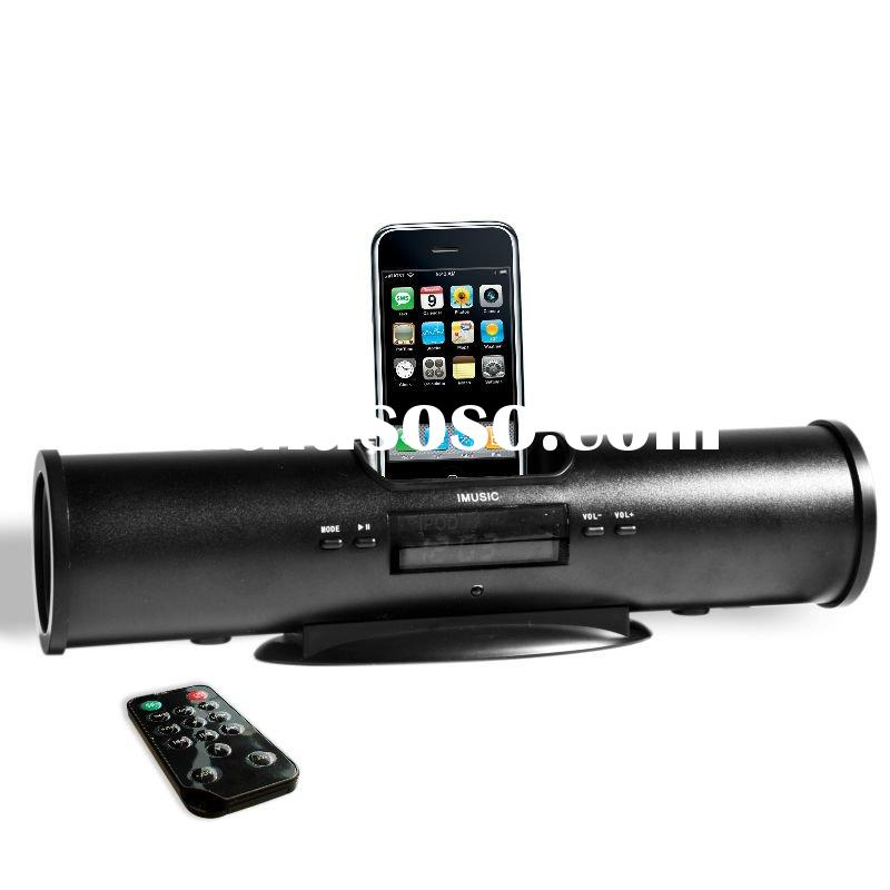 for ipod docking station with 2.5A